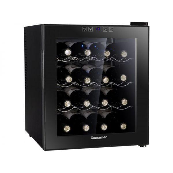 Enfriador de Vinos Consumer 16 Botellas