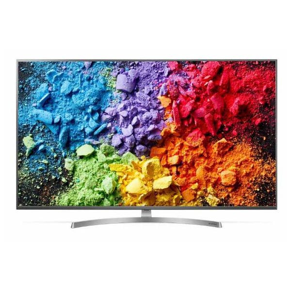 "TV LG NanoCell 4K UHD Smart 55"" SK8000"