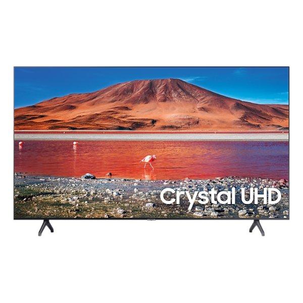 "TV Samsung LED UHD 4K Smart 50"" UN50TU7000"