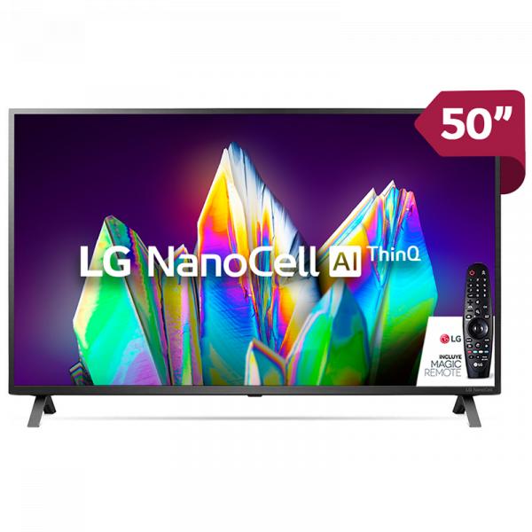 "TV LG NanoCell UHD 4K Smart 50"" 50NANO79"