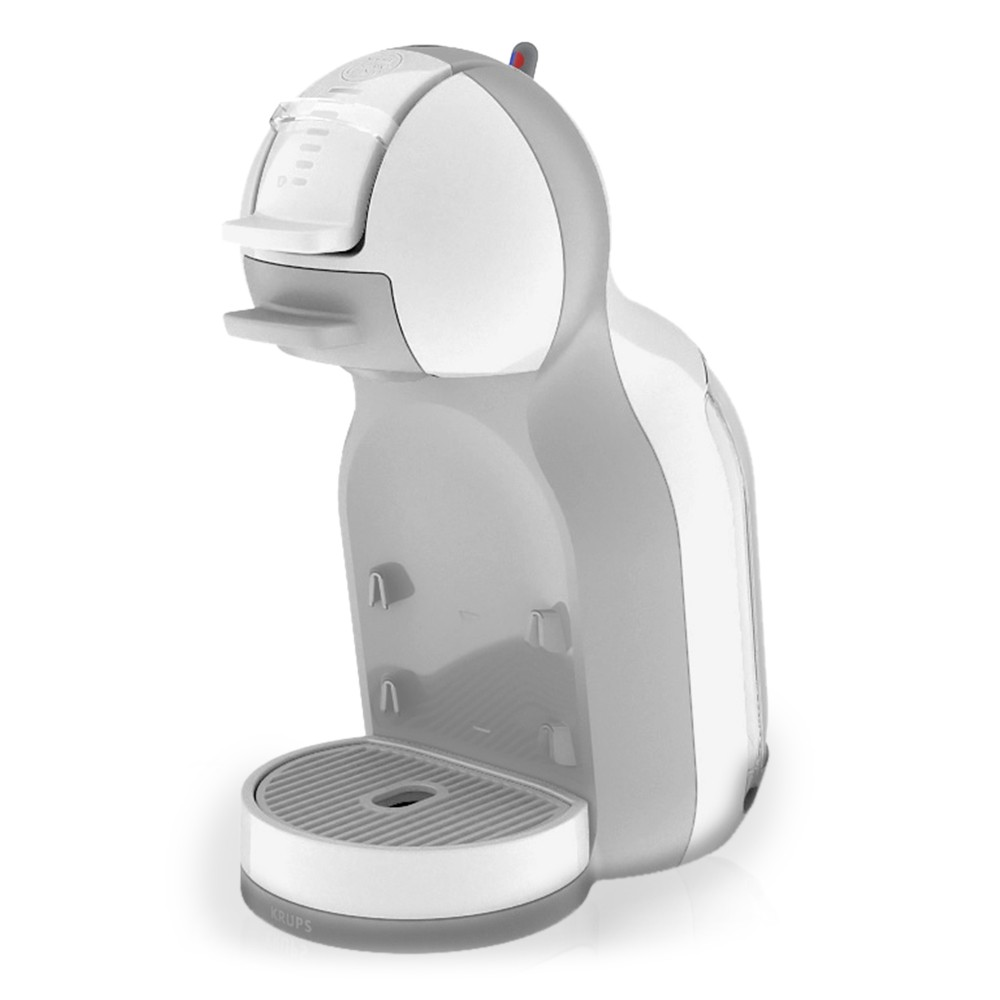 Cafetera Moulinex Dolce Gusto Mini me Blanca/Gris PV120158