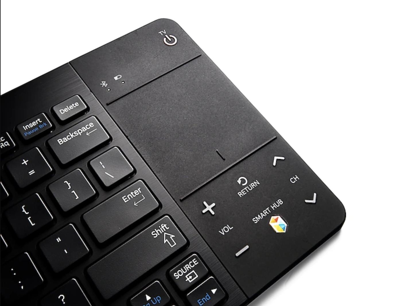 Teclado Samsung Wireless para Smart TV VG-KBD1000