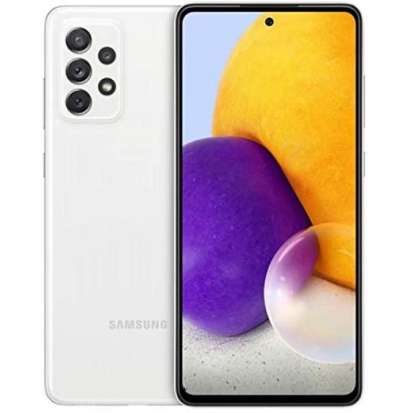 Celular Samsung Galaxy A72 256 GB. Blanco