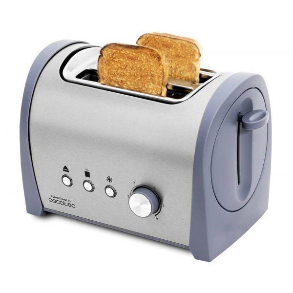 Tostadora Cecotec Toast & Taste