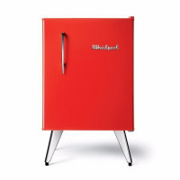 Heladera Whirlpool Retro Red 80 Lts. WRA08